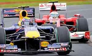 El mundial de Fórmula 1 llega a su fin y tienes que apostar 3