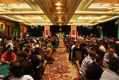 Comienza el Seminole Hard Rock Poker Open