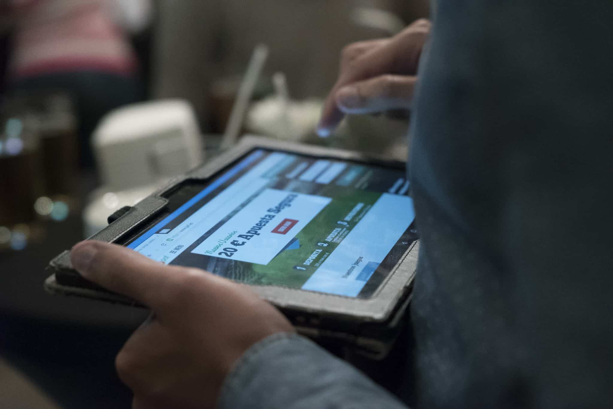 Las apuestas online crecieron un 16,6% en el tercer trimestre del año 1
